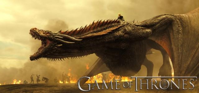 Daenerys montada no dragão e as primeiras fotos oficiais de Game of Thrones - Season 7