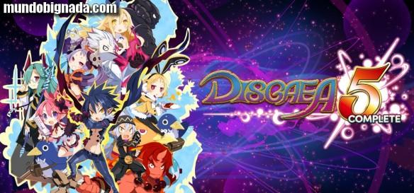 Disgaea 5 Complete - Primeiras Impressões