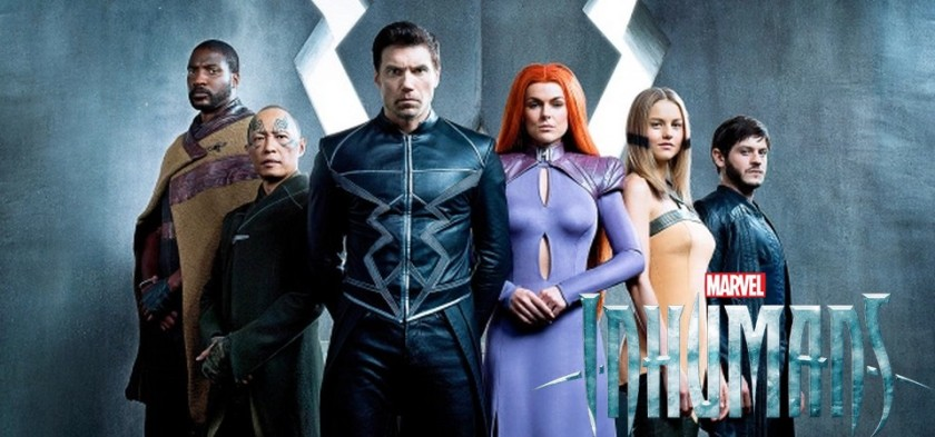 First Look da série Marvel´s Inhumans