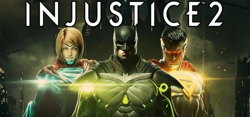 Injustice 2 - O Filme - Dublado