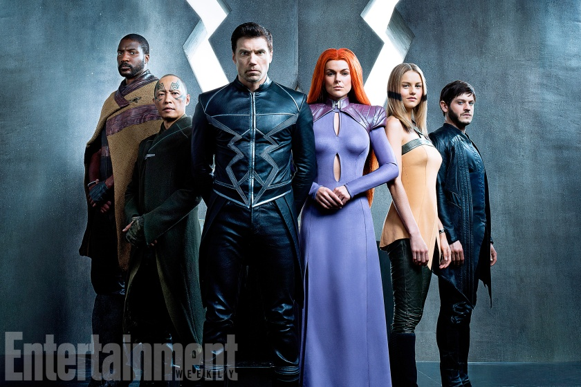 Marvel´s Inhumans - First Look