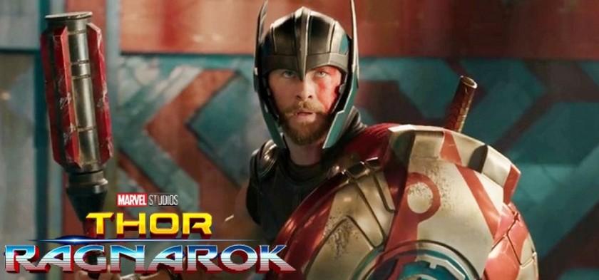 Thor - Ragnarok - Liberada sinopse oficial do filme