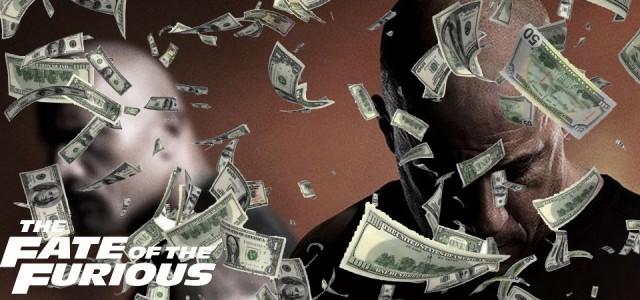 Velozes e Furiosos 8 supera 1 bilhão de dólares de bilheteria