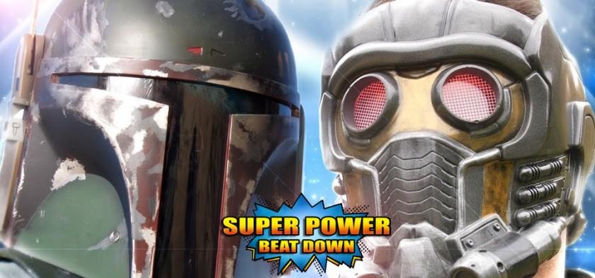 Boba Fett Vs. Senhor das Estrelas - Super Power Beat Down - Episódio 22