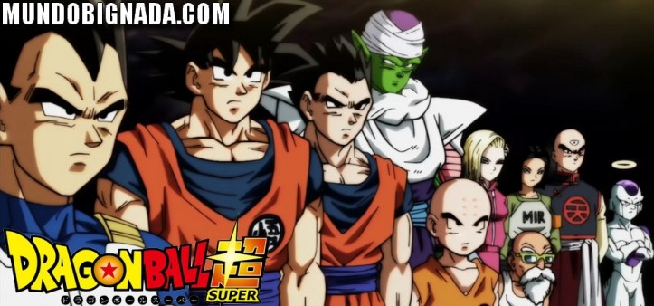 Dragon Ball Super - As oito equipes do Torneio do Poder aparecem no episódio 96 de Dragon Ball Super