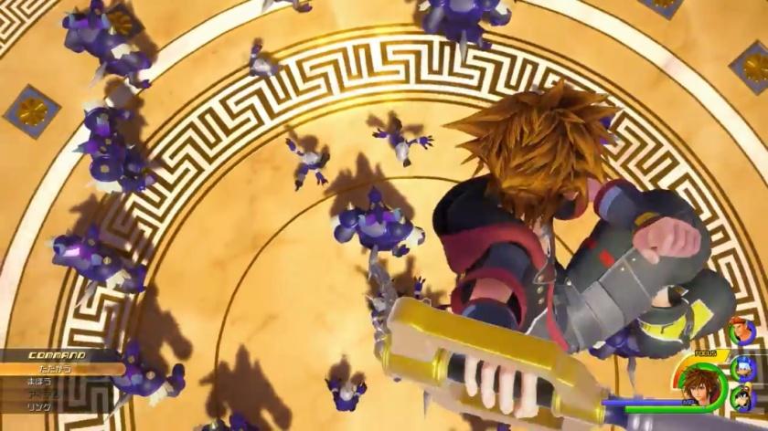 Kingdom Hearts III - Sora está de volta
