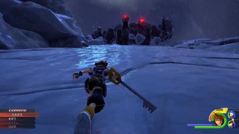 Kingdom Hearts III - Sora Vs. Titã do Hércules