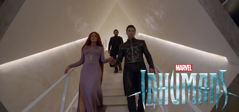 Marvel´s Inhumans - Trailer Oficial