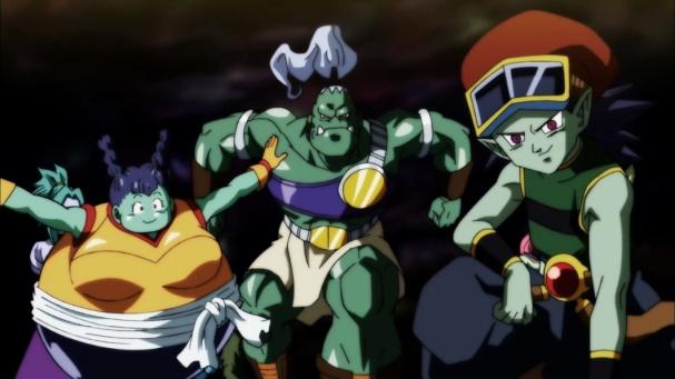 Universo 4 do Torneio do Poder (Dragon Ball Super)