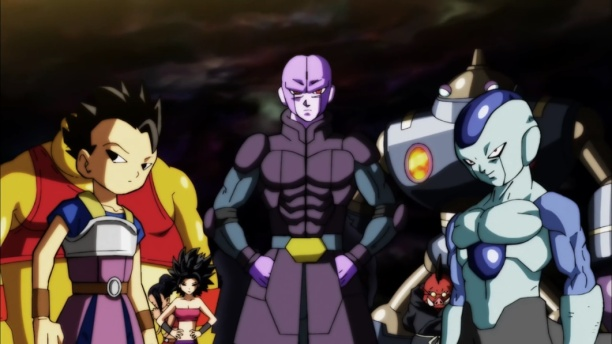 Universo 6 do Torneio do Poder (Dragon Ball Super)