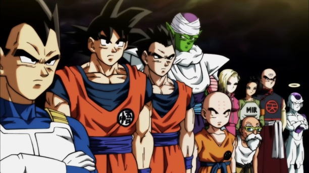Universo 7 do Torneio do Poder (Dragon Ball Super)