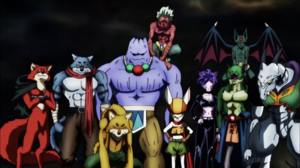 Universo 9 do Torneio do Poder (Dragon Ball Super)