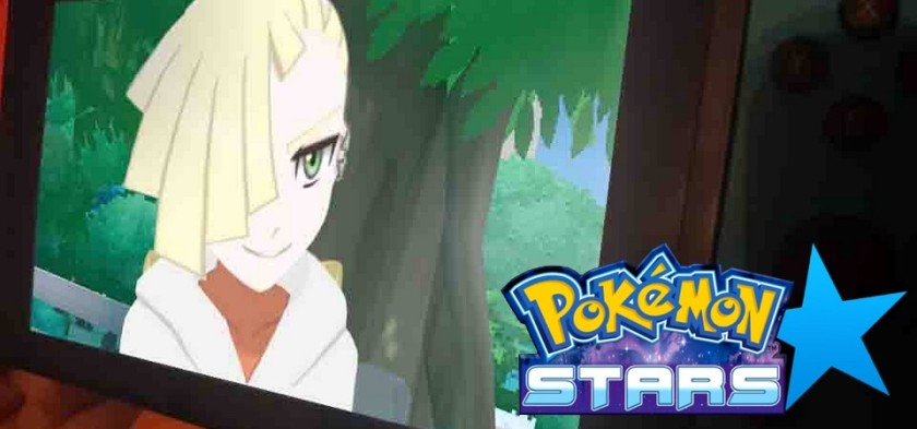Vaza foto de Pokemon Stars do Nintendo Direct de Pokemon