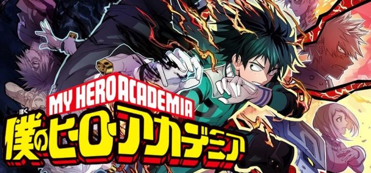 Versão Full de Piece Sign de Boku no Hero Academia 2