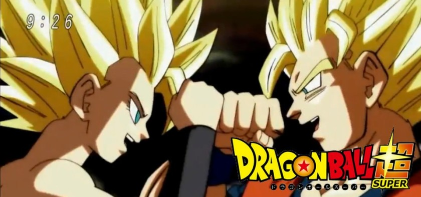 Dragon Ball Super - Caulifla Vs. Goku no Preview do episódio 100