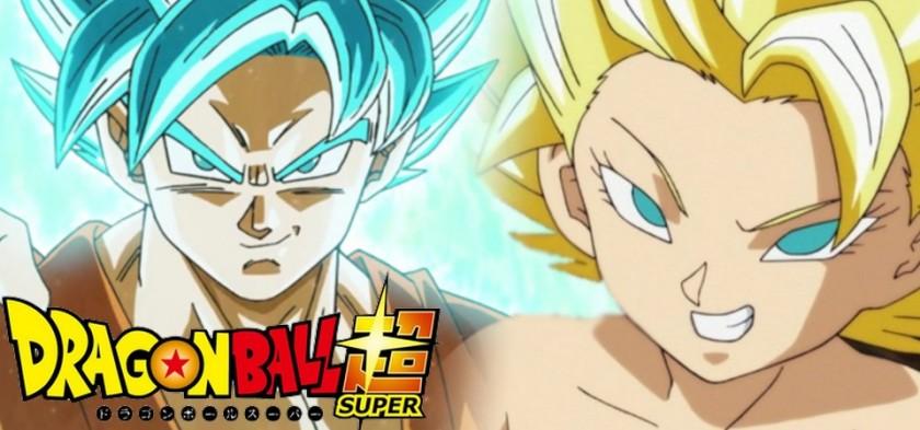 Dragon Ball Super - Fãs se revoltam com a possibilidade da Caulifla Super Sayajin Blue