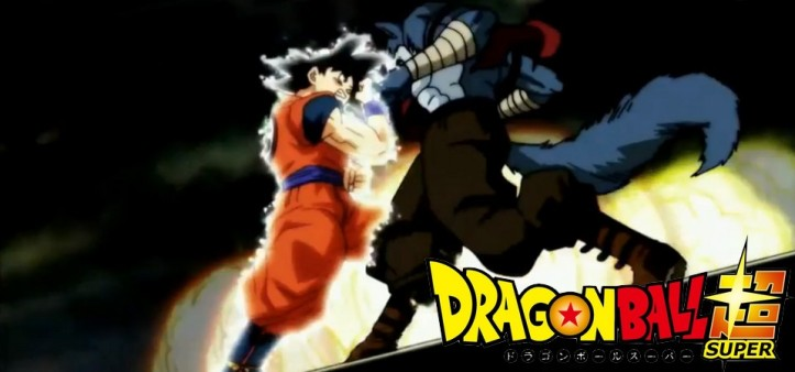 Dragon Ball Super - Goku cercado no Preview do Episódio 98