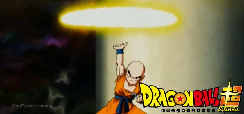 Dragon Ball Super - Kuririn em perigo no Preview do episódio 99