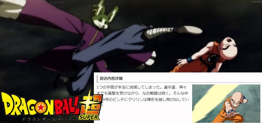 Dragon Ball Super - Preview da Fuji TV do episódio 99
