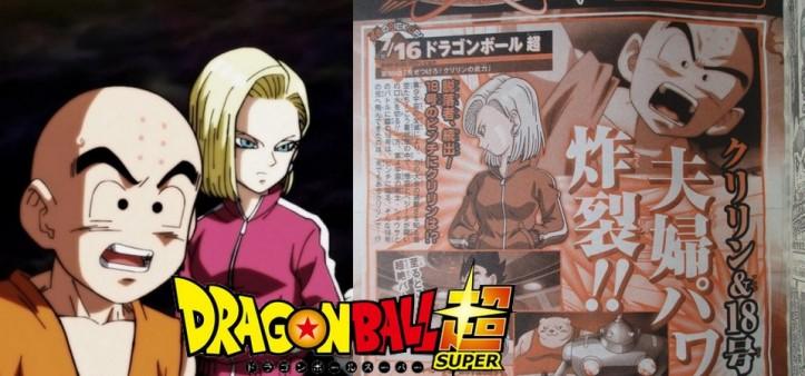 Dragon Ball Super - Preview da Weekly Shonen Jump do episódio 99