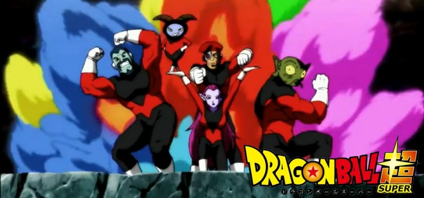 Dragon Ball Super - Pride Troopers no Preview do Episódio 101