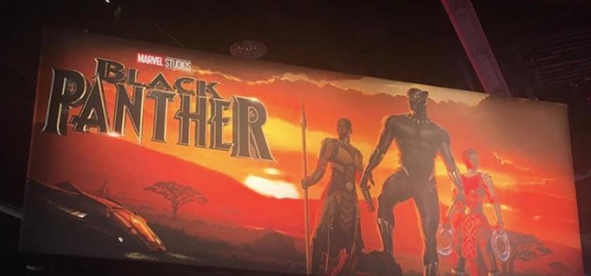 Figurinos do Pantera Negra são exibidos na D23 Expo