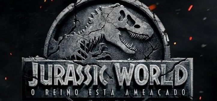 Jurassic World - O Reino está Ameaçado é o nome do filme no Brasil