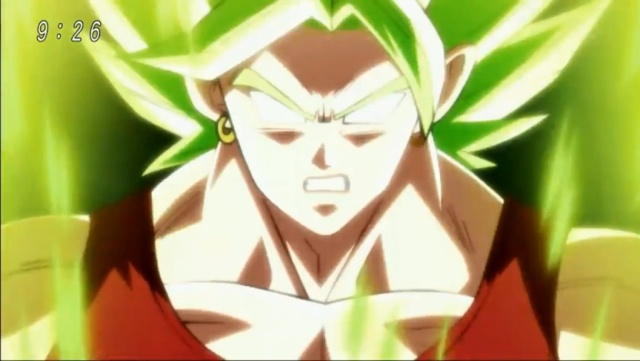 Kale Super Sayajin Berserker (Dragon Ball Super - Episódio 100)