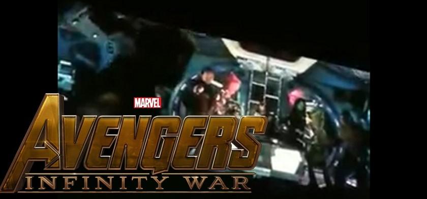 Vaza trailer completo de Vingadores - Guerra Infinita