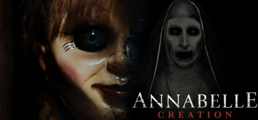 A Boneca, a Freira e as Cenas Pós-Créditos de Annabelle 2 - A Criação do Mal