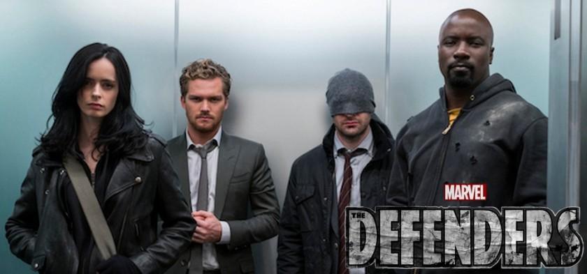 Marvel Defensores