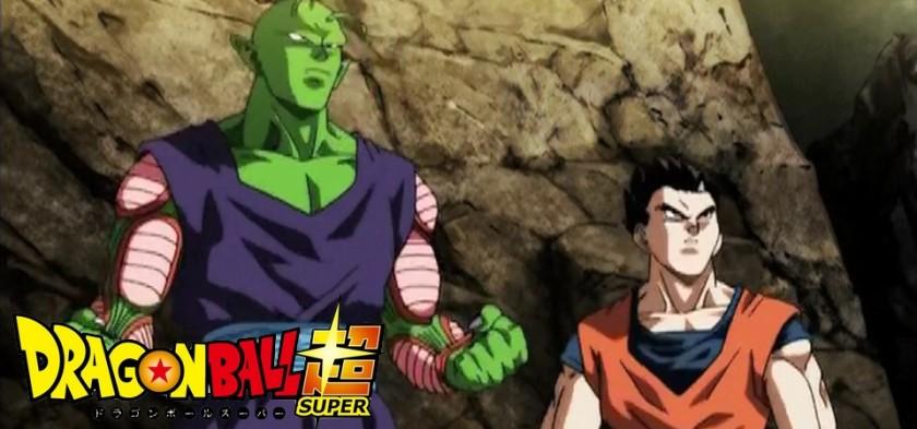 Dragon Ball Super - Gohan e Picollo Vs. Guerreiro Invisível no Preview do Episódio 106