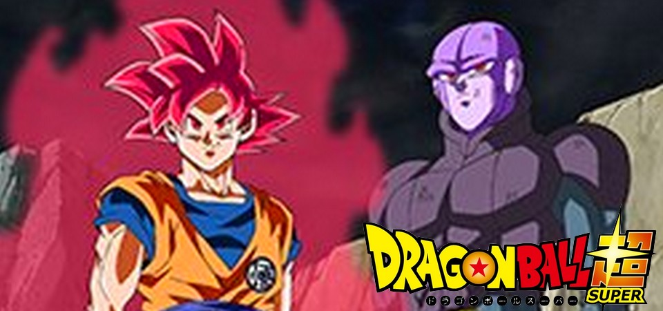 Famosos DRAGON BALL SUPER: Goku Deus Super Sayajin e Hitto em Primeira  ZT48