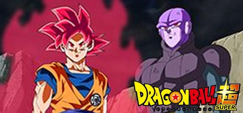Dragon Ball Super - Goku Deus Super Sayajin e Hitto em Primeira imagem oficial do episódio 104