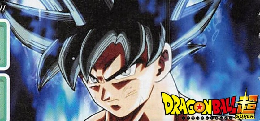 Dragon Ball Super - V-Jump revela nova transformação de Goku