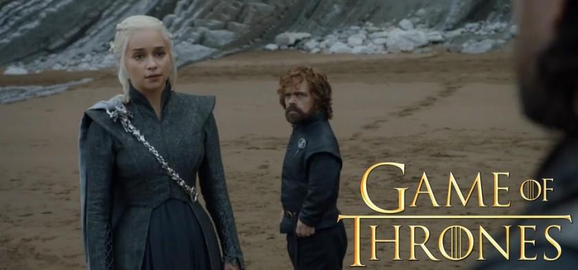 Game of Thrones - Preview do Episódio S07E04