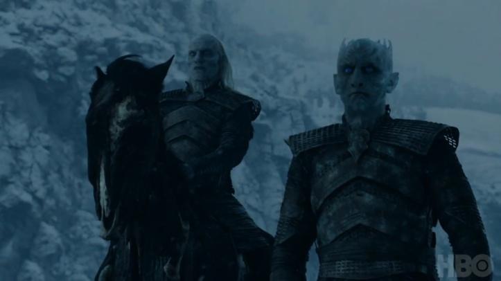 Rei da Noite (Game of Thrones - S07E06)