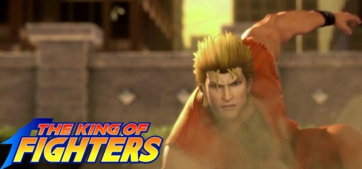 The King of Fighters - Destiny - Episódio 02 - Estilo Kyokugen