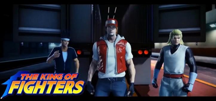 The King of Fighters - Destiny - Episódio 04 - Irmão