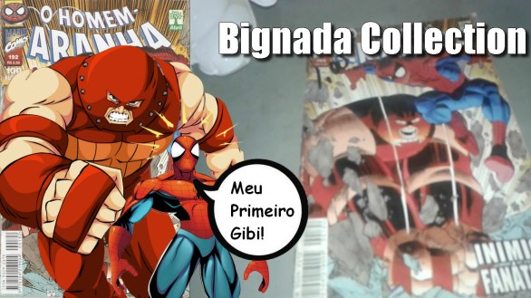 Bignada Collection - Homem-Aranha #192
