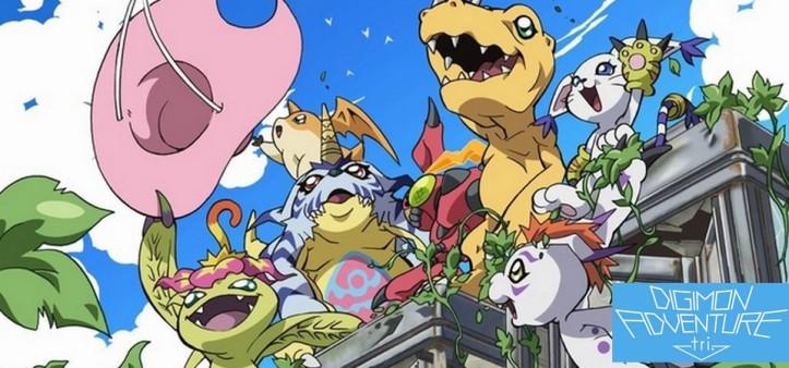 Bokura no Mirai é o título do Sexto e Último Filme de Digimon Adventure tri