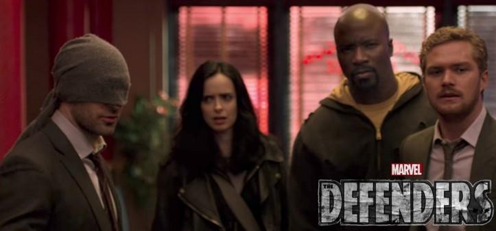 Defensores é a série menos assistida da Marvel Netflix