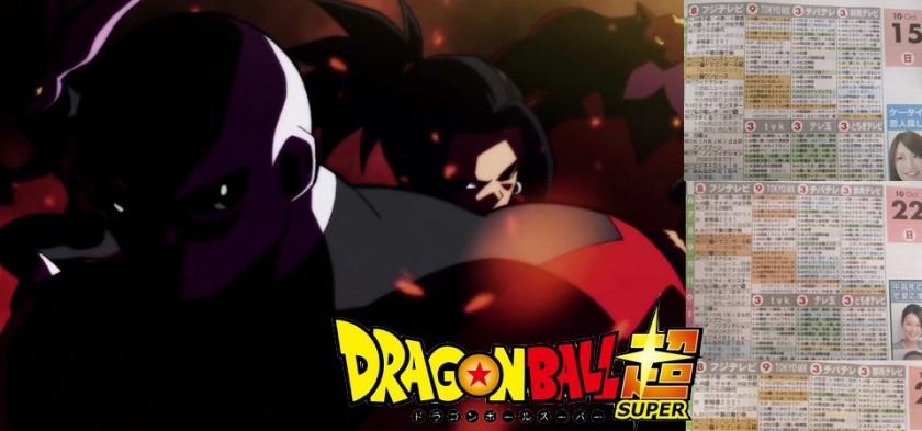 Dragon Ball Super - Títulos dos Episódios 111, 112 e 113