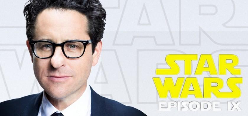 J.J. Abrams agora será o diretor de Star Wars - Episódio IX