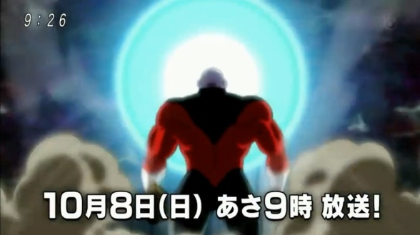 Jiren Vs. Genki Dama (Dragon Ball Super - Episódio 109-110)