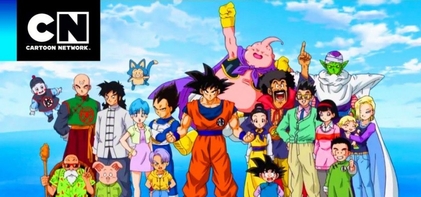 Resumo Semanal de Dragon Ball Super no canal do youtube do Cartoon Network