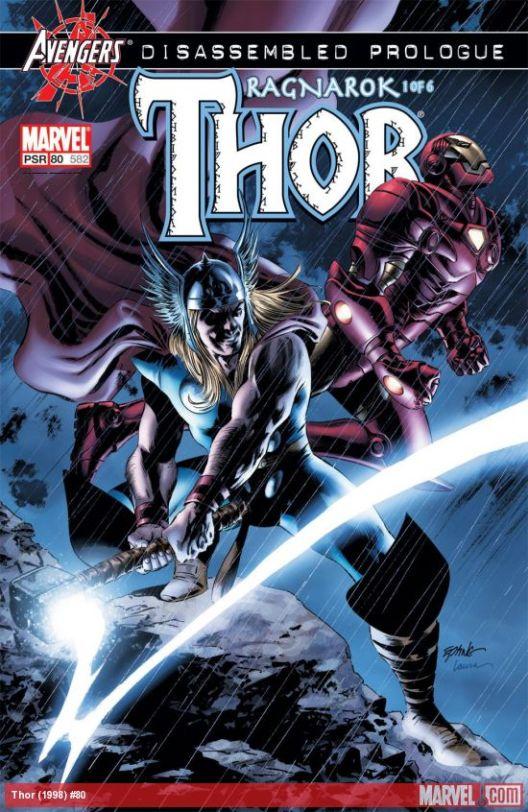 Thor - Ragnarok (2004)