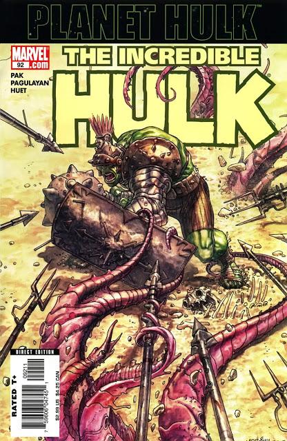 Planeta Hulk (2006)