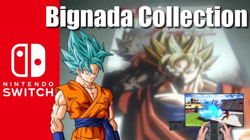Bignada Collection - Dragon Ball Xenoverse 2 do Nintendo Switch