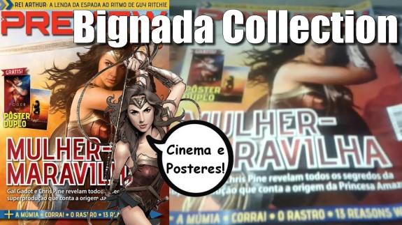 Bignada Collection - Revista Preview e seus Belos Posteres